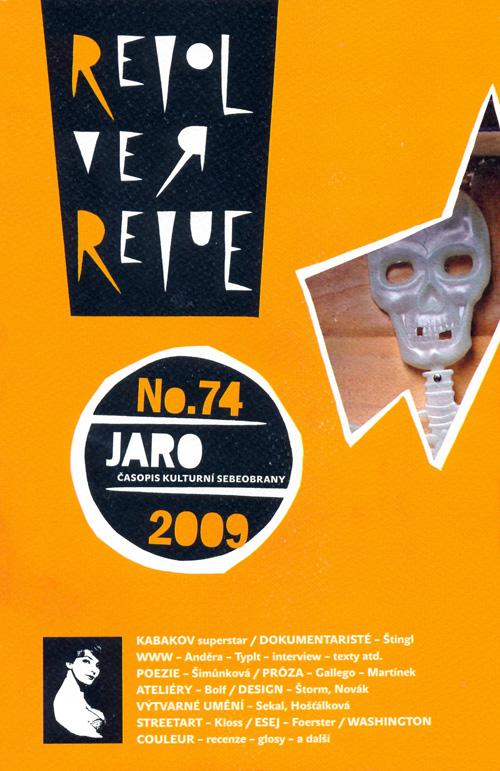 Revolver Revue 74