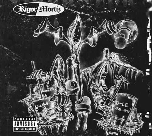 Rigor Mortiz - Až na věky … (1997) - cover