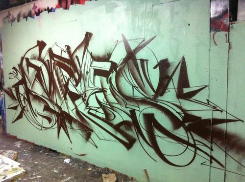 Ironlak - Ghetto-Blaster - SOFLES