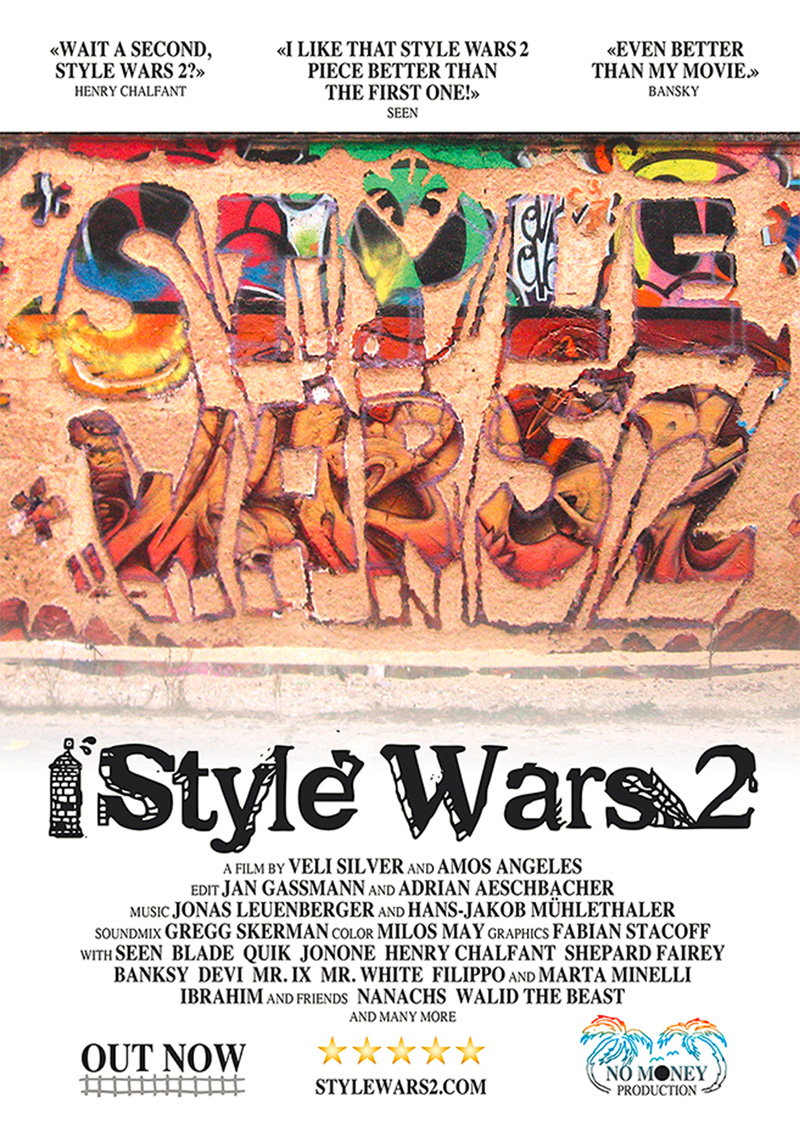 STYLE WARS 2 (2013)