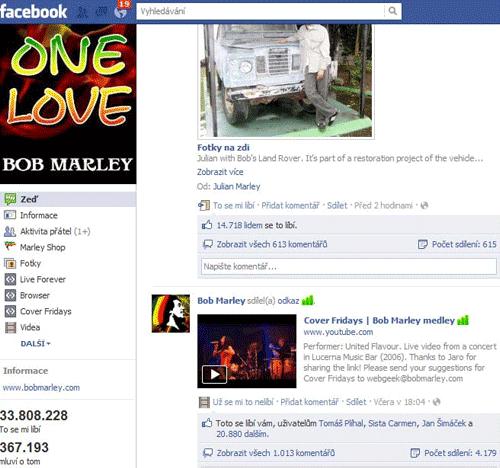 United Flavor - Bob Marley