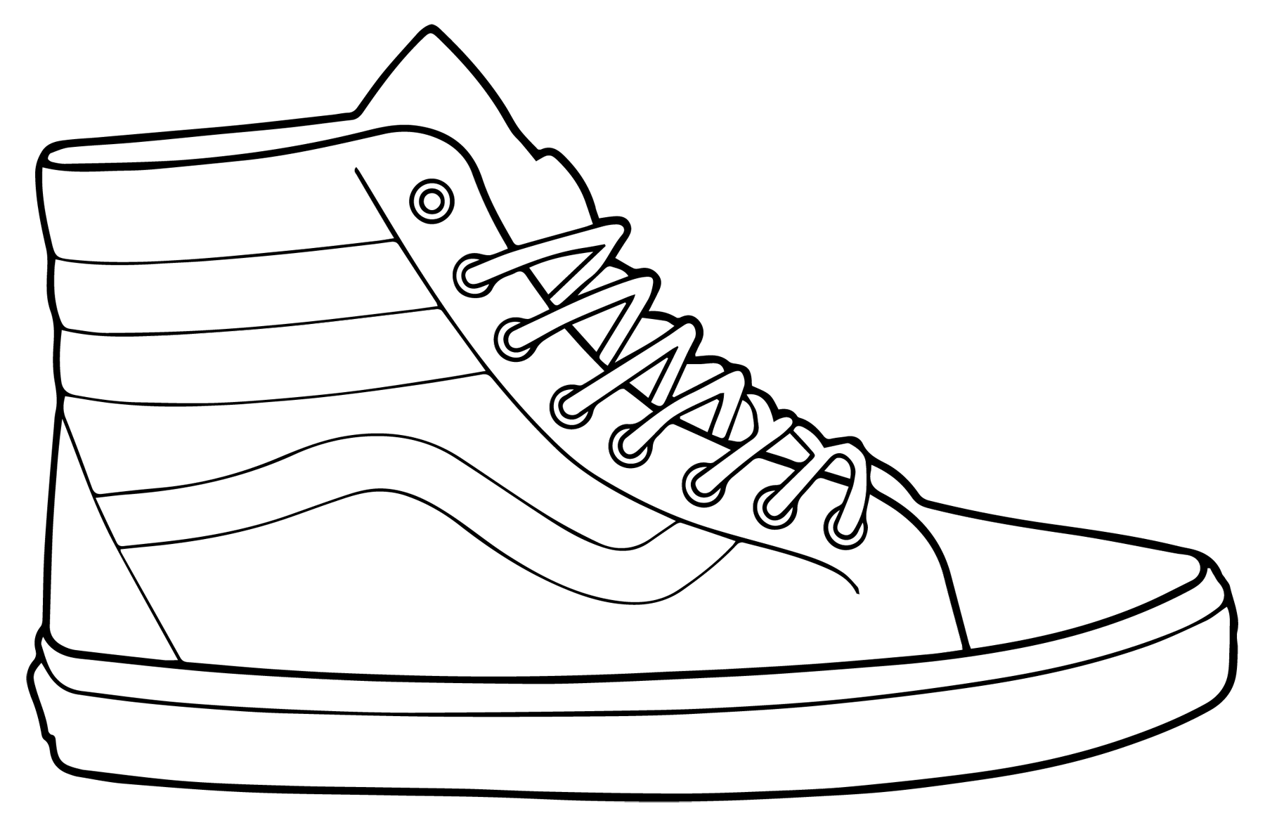 CROSSOVERS #3 - Vans Slip-On