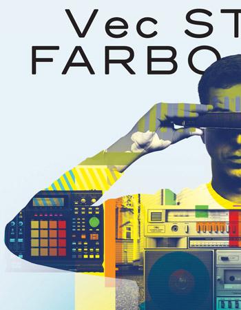 Vec - Stereo farbo slepo (2012) - cover