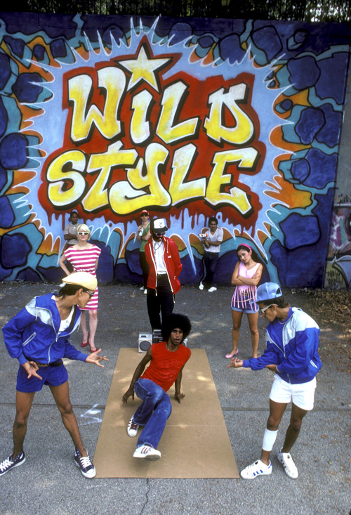 Wild Style (1983) - cover