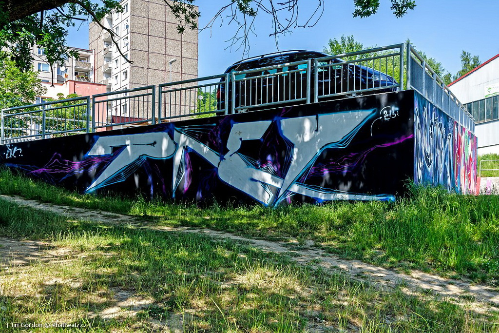 Graffiti Boom 06 - ZMEI, BEYK, ZLOTE