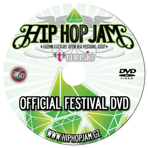 Hip Hop Jam 2007 - DVD