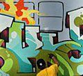 PAST PRESENT FUTURE - New York Wall   PhatBeatz