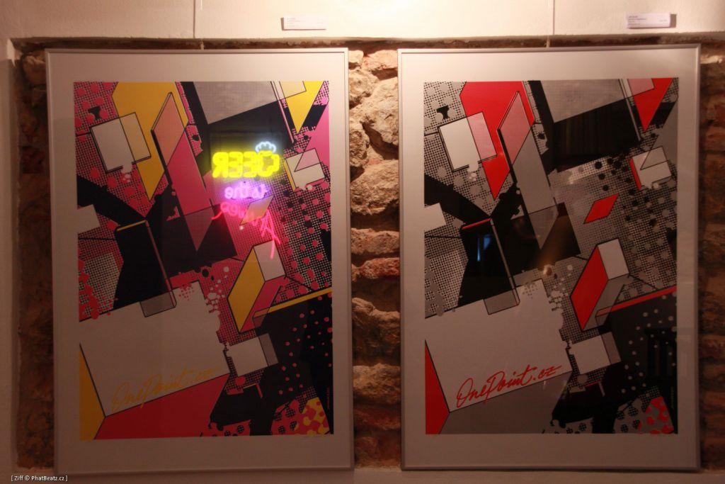 Ján Kaláb - Abstrakce Shanghai (2010)