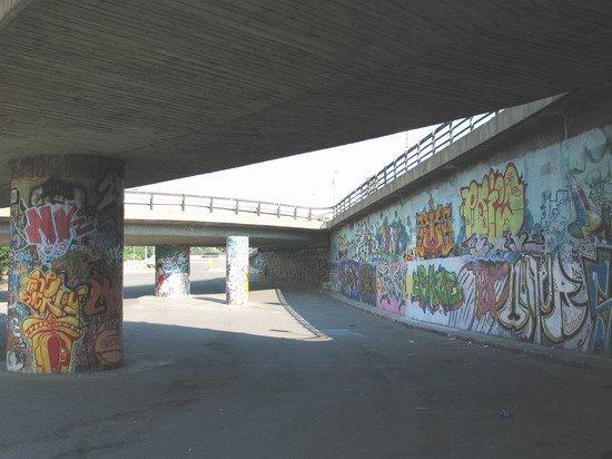 Old Stars Graffiti Jam 2003